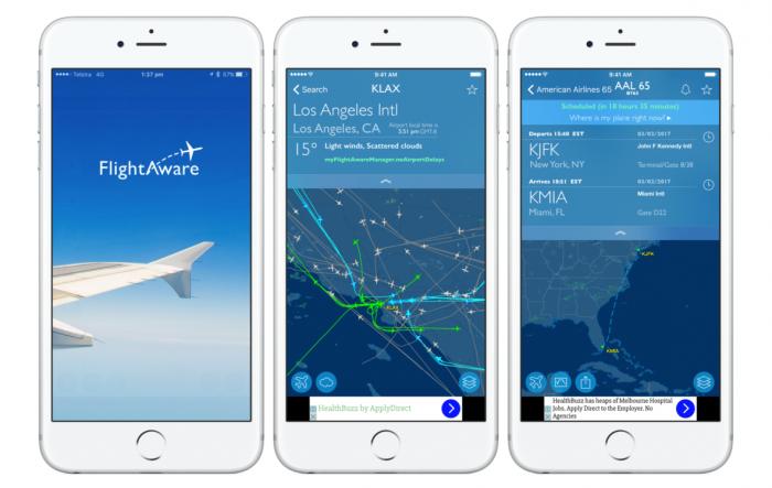 10 beste apps voor op reis