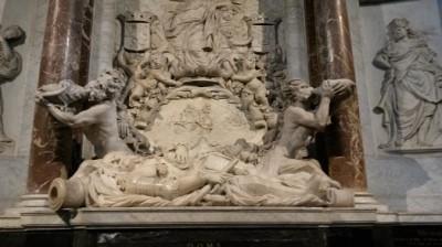 Het graf van Michiel de Ruyter