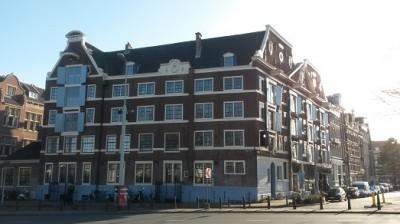 WIC gebouw in Amsterdam