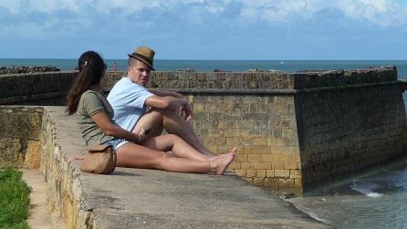 Fort Oranje in Brazilië