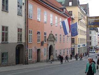 Nederlandsche ambassade van Stockholm