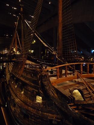 De Vasa in Stockholm