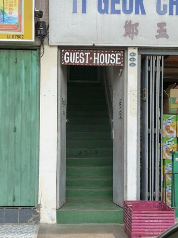 Guesthouse in Melakka