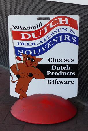 Nederlandse winkel in Nieuw Zeeland