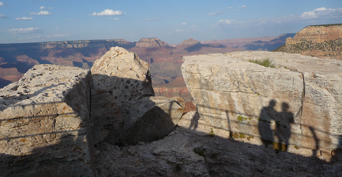 Must see nummer 1 - Grand Canyon