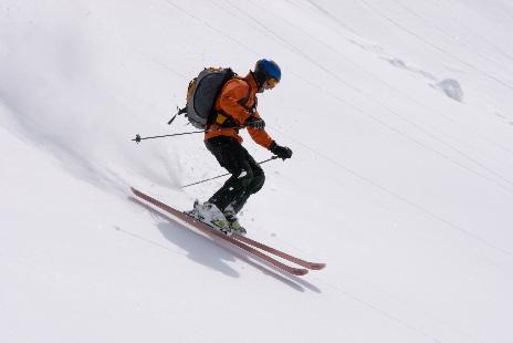 Skileraar in Canada