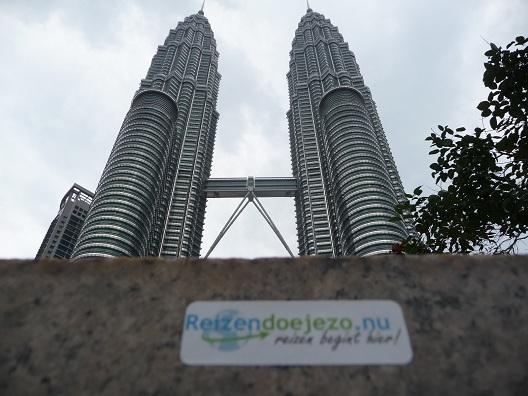 Twin Towers van Kuala Lumpur