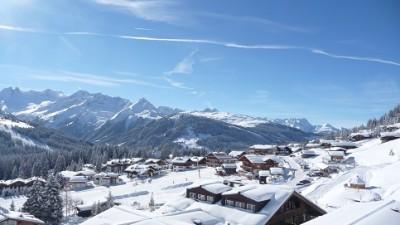Wintersport in Konigsleiten